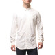 Houdini M's Longsleve Shirt powderday white